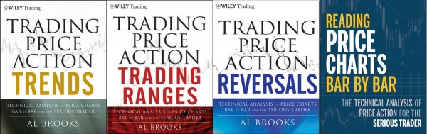 Al Brooks Trading Books