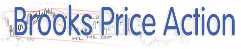 Brooks Price Action logo