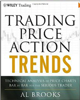 Trading Price Action Trends Book Cover