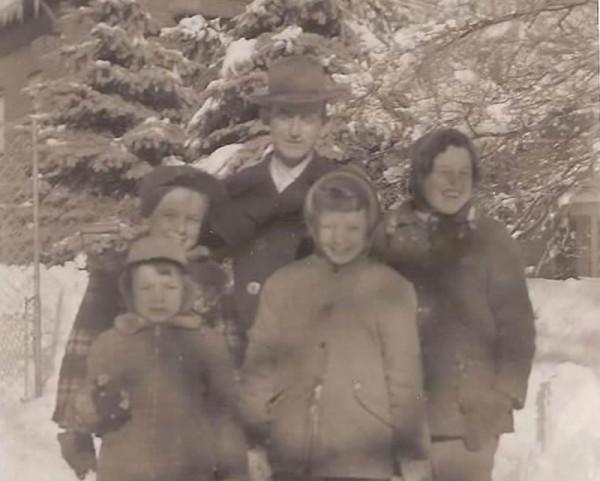 Al-brooks-family-1960