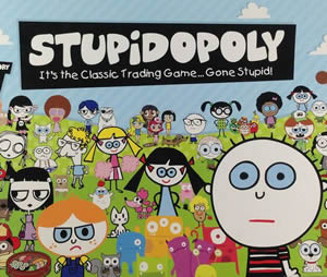 Stupidopoly Trading Game
