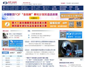 China Futures Daily Website