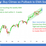 Trump tax cut and Obamacare repeal as stock market catalysts<br />Emini weekend update: June 24, 2017