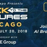 TradersEXPO Back to the Futures event<br />Friday, July 20, 2018 at the CME