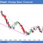 Emini bulls need follow-through buying after October bear trap<br />Intraday market update: Thursday October 18, 2018