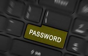 PC keyboard password