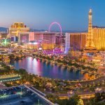 Ballys and Paris Resorts Las Vegas