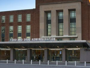 US Food and Drug Administration Building
