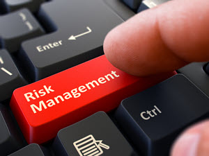 Risk management - trade off between probability and risk-reward