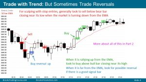 Rules for scalping - Trade with Trend