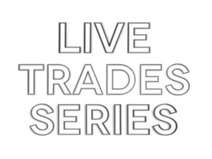 Live Trades Series - Scaling in to avoid loss